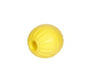 Dog Ball Polyurethane Yellow Bright