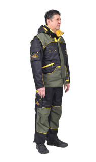 All-weather Dog Training Suit Lightweight