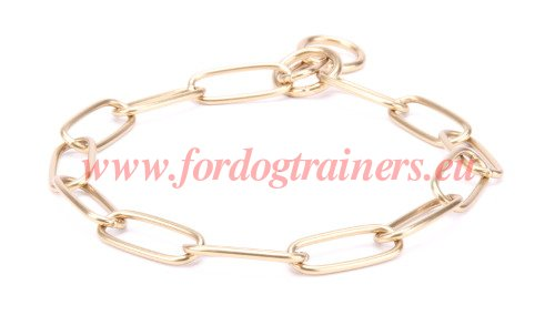 Brass Fur Saver for Dog