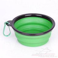 Collapsible Dog Bowl Water and Food