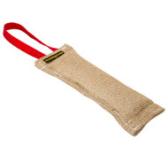 Jute Bite Tug Prey Drive with 1 or 2 Handles