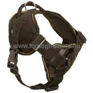 Nylon Dog Harness for Dog Sports and Tracking ❺