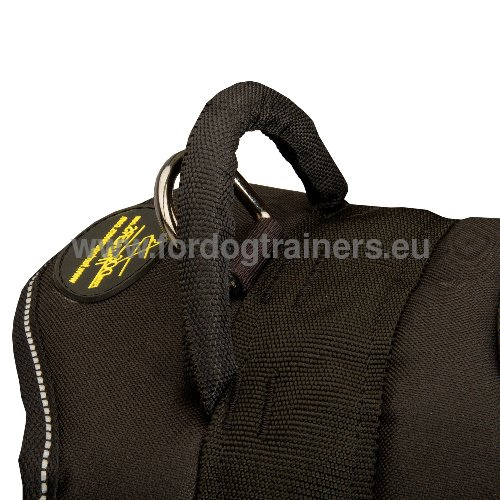 Classical Nylon Harness for Active Dog