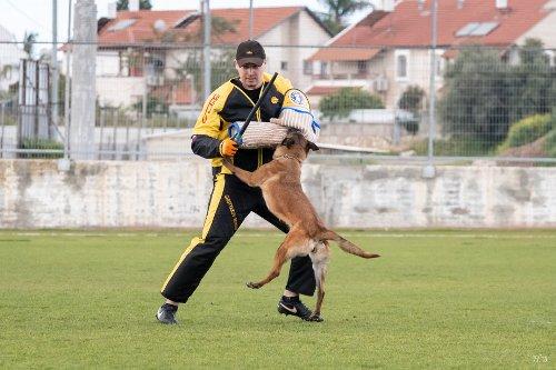 Hundetraineranzug fuer Hundesport