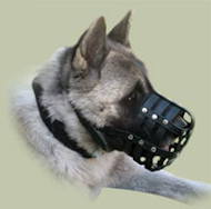 Universal Muzzle Basket Type for Husky and Akita ❄
