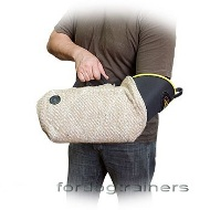 Lightweight Bite Protection Sleeve of Best Quality Jute