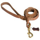 Dog Leash Made of English Leather ➜