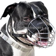 Amstaff Wire Muzzle Super Light&Comfortable!
