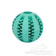 Rubber Ball for Dogs | Dog Ball for Dental Care
