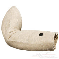 Military and Police Dog Training Sleeve of Jute
