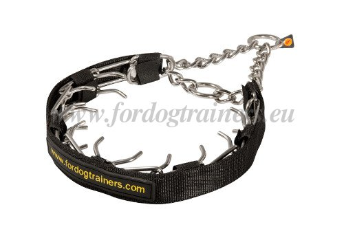 Herm Sprenger Prong Collar Fitting Size