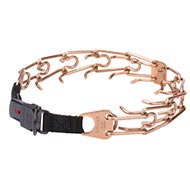 Prong Collars for Dog | Curogan Collar with 4 mm Prongs