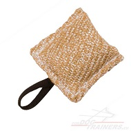 Jute Pocket Toy