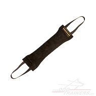 Dog Bite Tug Leather with Optional Handles