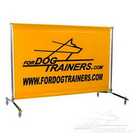 Jump Barrier for Dog Training, Schutzhund and Agility