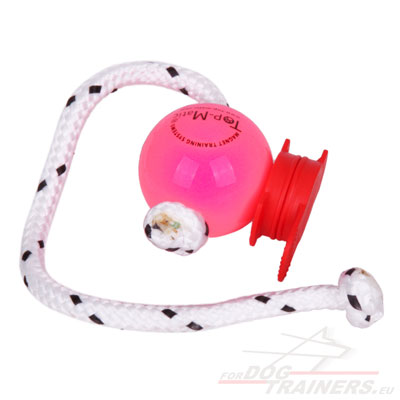 Top-Matic Ball Soft for Pups with Maxi Power Clip