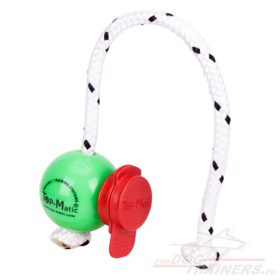 Top-Matic Plastic Ball Mini for Small Dogs