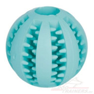 Dog Teeth Cleaning Toy Rubber Ball