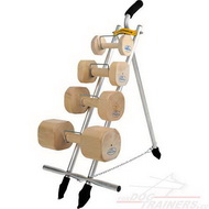 Dumbbell Stand | Aluminium Stand for Training Dumbbells