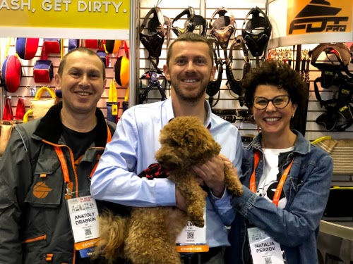 Exposition Global Pet Expo à Orlando 2019