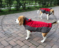Water-proof Dog Coat for Beagle ☂