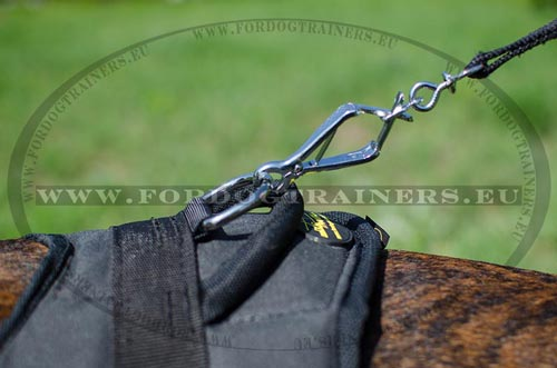 Boxer Harness - Control Handle