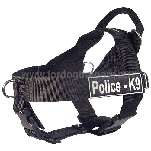 Nylon Dog Harness for Husky Training