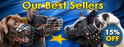 dog muzzle eu