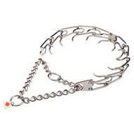 Prong Collar in Stainless Steel for Dogs