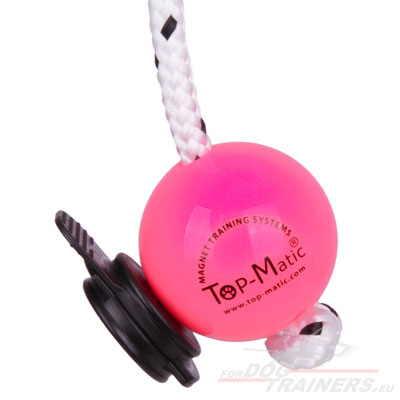 Magnetic Ball Top-Matic Soft for Dog Training